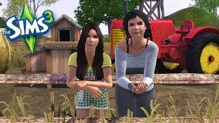 The Sims 3 I Wyzwanie Farmera #10 - Nie chce naszego sera!