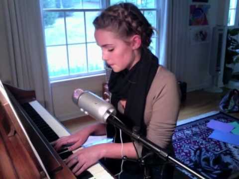 Poison and Wine - The Civil Wars (Cover) by Alice Kristiansen