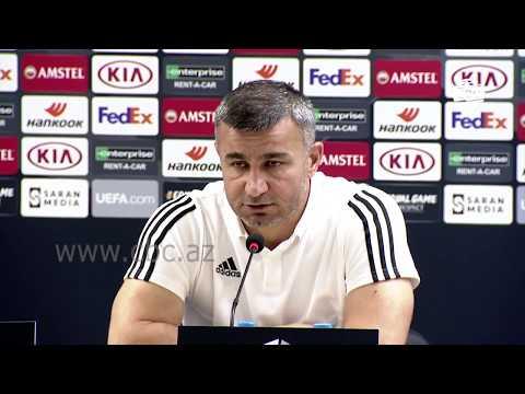 Гурбан Гурбанов провел пресс-конференцию накануне встречи с АПОЭЛ