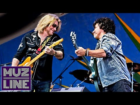 Daryl Hall & John Oates - New Orleans Jazz & Heritage Festival 2013