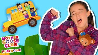 The Wheels on the Bus + More | Mother Goose Club and Friends #NurseryRhymes