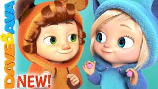 😁 This Is the Way | Nursery Rhymes and Kids Songs | Baby Songs by Dave and Ava 😁