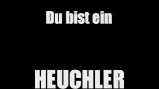 Megaherz - Heuchler (mit Text)