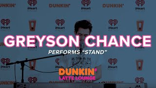 Greyson Chance Performs
