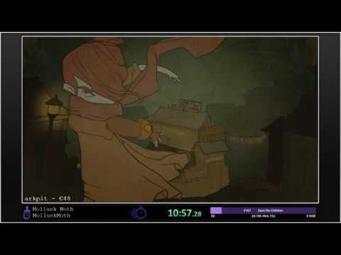 Traverser [Any%] by Mollusk Moth in 0:36:36 - Charity Marathon - Part 5