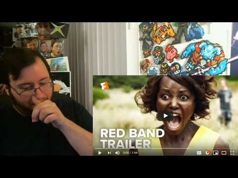 "Gors ""Little Monsters"" Red Band Trailer #1 REACTION"