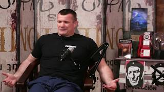 Mirko Cro Cop talks about Stipe Miocic, Fabricio Werdum and Wanderlei Silva
