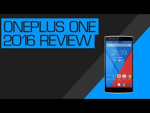 OnePlus One 2016 Review -  È ancora un top di gamma!