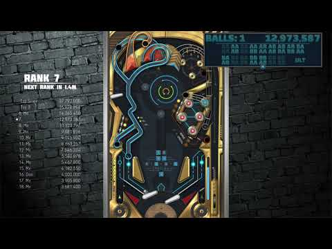 Pinball Deluxe: Reloaded - The Apparatus