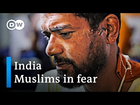 Muslims fear further repercussions after anti-Muslim riots in Delhi | DW News