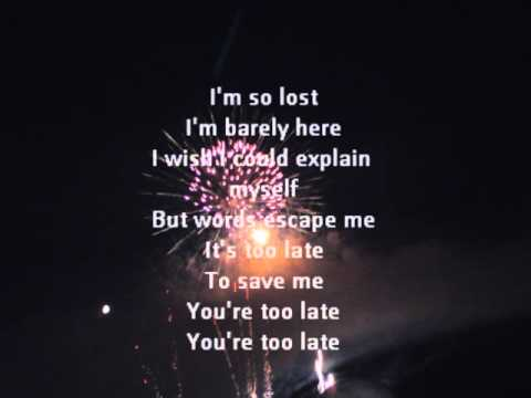 Blink 182 Stockholm (with Lyrics)