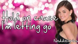 Lucy Hale - Run This Town (Lyrics) New Song 2011