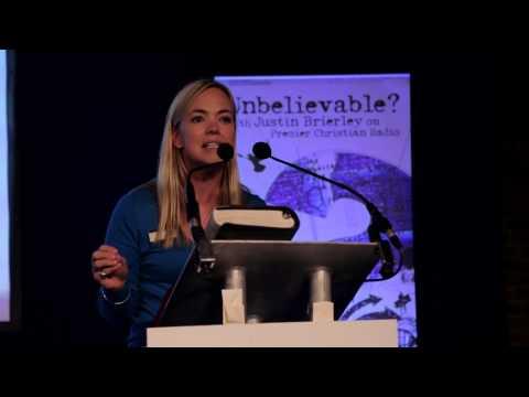 Jesus Legend // Amy Orr-Ewing // Unbelievable? Conference 2013