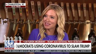 What Kayleigh McEnany has said about the coronavirus