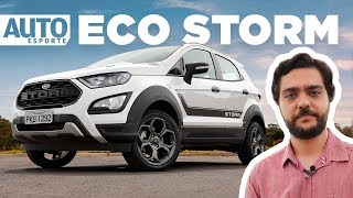 Video Ford EcoSport Storm: a versão 4x4 mostra os prós e contras do SUV download MP3, 3GP, MP4, WEBM, AVI, FLV Mei 2018