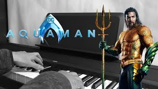 Skylar Grey - Everything I Need - (Aquaman Ending song) PIANO COVER | JELLYmusic