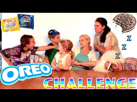 *New* Oreo Cookie Challenge! Adults vs. Kids! New Flavors