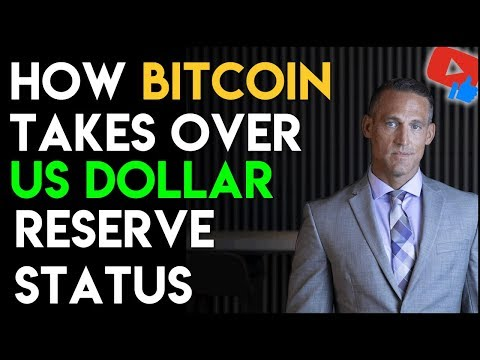 US DOLLAR RESERVE CURRENCY   HOW BITCOIN TAKES OVER
