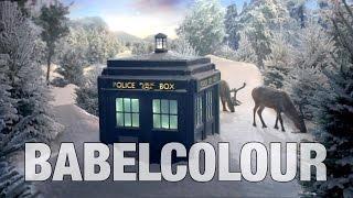 Doctor Who | Babelcolour Christmas