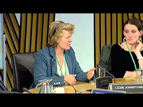 Equal Opportunities Committee - Scottish Parliament: 7th February 2013