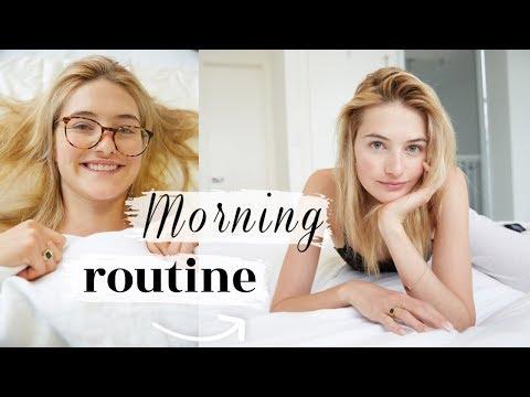 Honest Model Morning Routine | What I Eat, My Workout, \u0026 Self-Care | Sanne Vloet