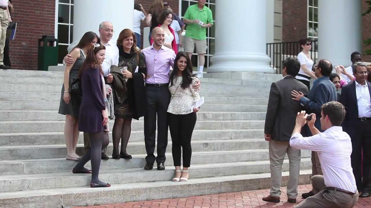 Harvard Business School 2012 Class Day Ceremony - YouTube