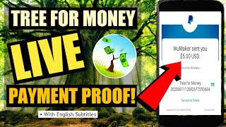 TREE FOR MONEY PAYMENT PROOF! 💵 | Kumita ng $5 USD gamit lang ang iyong CP this July! | Marky Vlogs