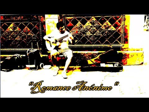"""""""Romance Anónimo"""" (Narciso Yepes) live from Barcelona streets"""