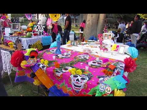 Day of the Dead 2017 downtown Riverside, CA