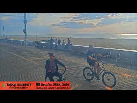 Ocean City Maryland Live Webcam - Maryland beach live webcam - ocean city boardwalk live cam