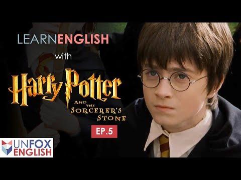 ฝึกภาษาอังกฤษจากหนัง Harry Potter EP.5