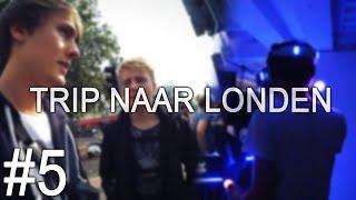 TRIP NAAR LONDEN - VLOG #5