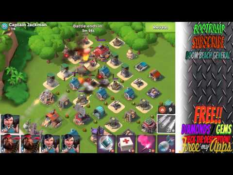 REAL PLAYER RESOURCE GRAB | Boom Beach | ZERO TO MAX #15