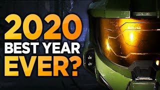 Could 2020 Be The Best Year Ever For Gaming?!