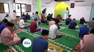 Ahmadi Muslims in Malaysia Celebrate Eid ul Adha 2020