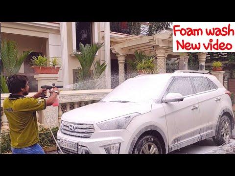 Auto Spa Synthetic Foam Wash Shampoo