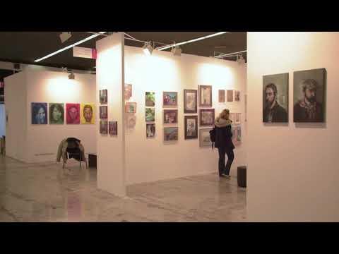 Πάνω από 10.000 επισκέπτες στην 2η Art Thessaloniki