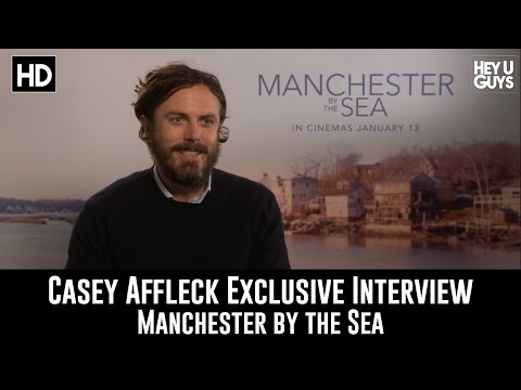 Casey Affleck Exclusive   Manchester by the Sea