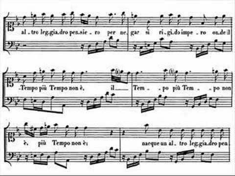 """Handel - """"Un pensiero nemico di pace"""" C. Bartoli"""