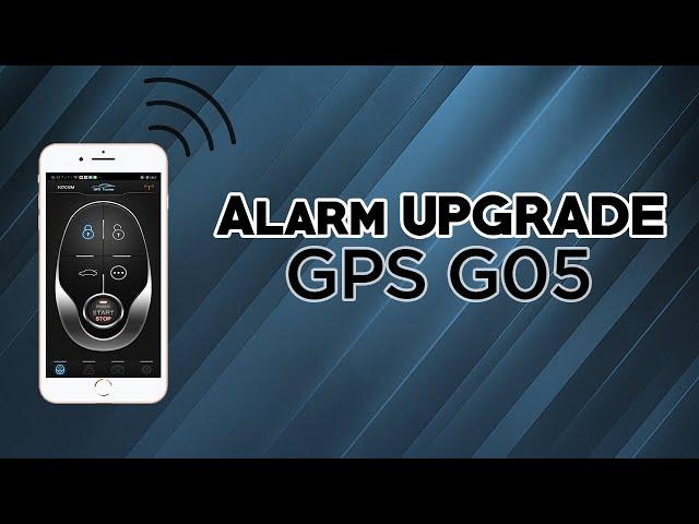 Panduan GPS Tracker / Alarm Upgrade G05