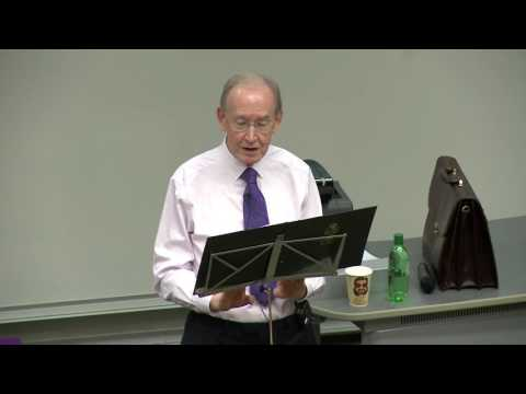 Brexit: Politics and British Constitutional Law - Prof. Rodney Brazier