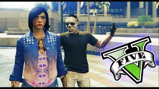 A VOLAR!! Y DE TODAS LAS MANERAS... GUNNERS VS CHOPPERS GTA V ONLINE - Patty Dragona
