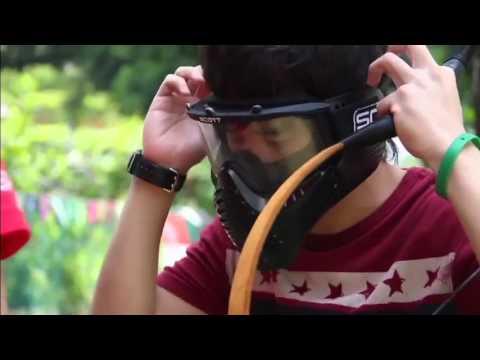 Archery Tag Singapore - Sports Council Feature