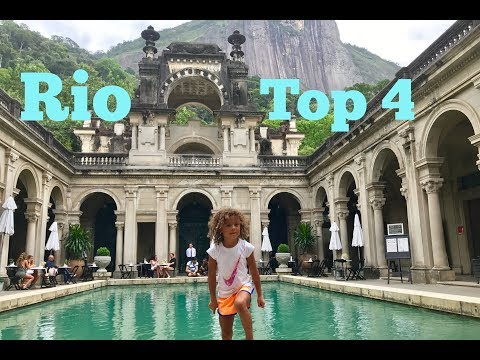 4 Best Places to Visit in Rio - 1 Month Update