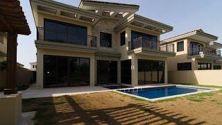 5 bedrooms villa in Sanctuary Falls Jumeirah Golf for rent