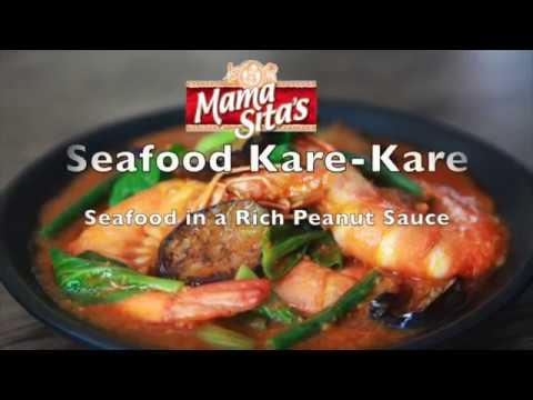 Mama Sita's Seafood Kare Kare