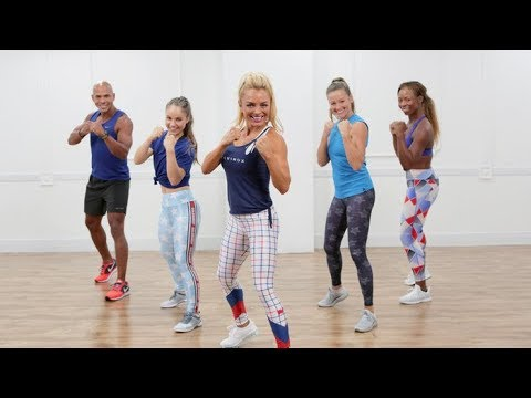 Burn 500 Calories in a 45-Minute Boxing Workout With Christa DiPaolo