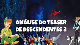 Descendentes 3! Análise do teaser!