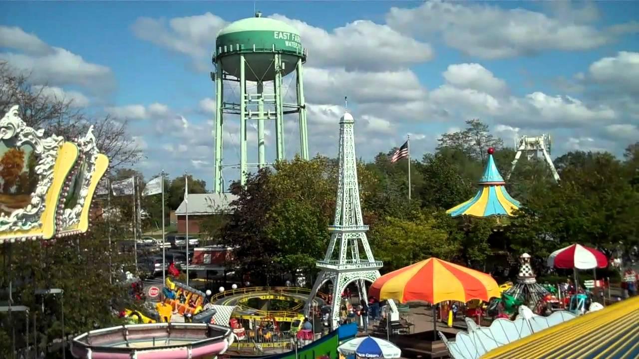 Adventureland Long Island Ny Ferris Wheel Youtube