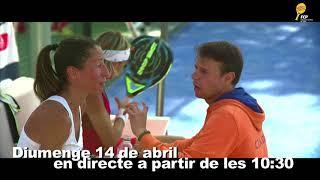 * SPOT * Súper Gran Slam Tennis Tarragona - Federació Catalana Pàdel